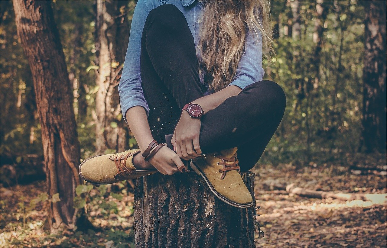 Matcha dina skor rätt