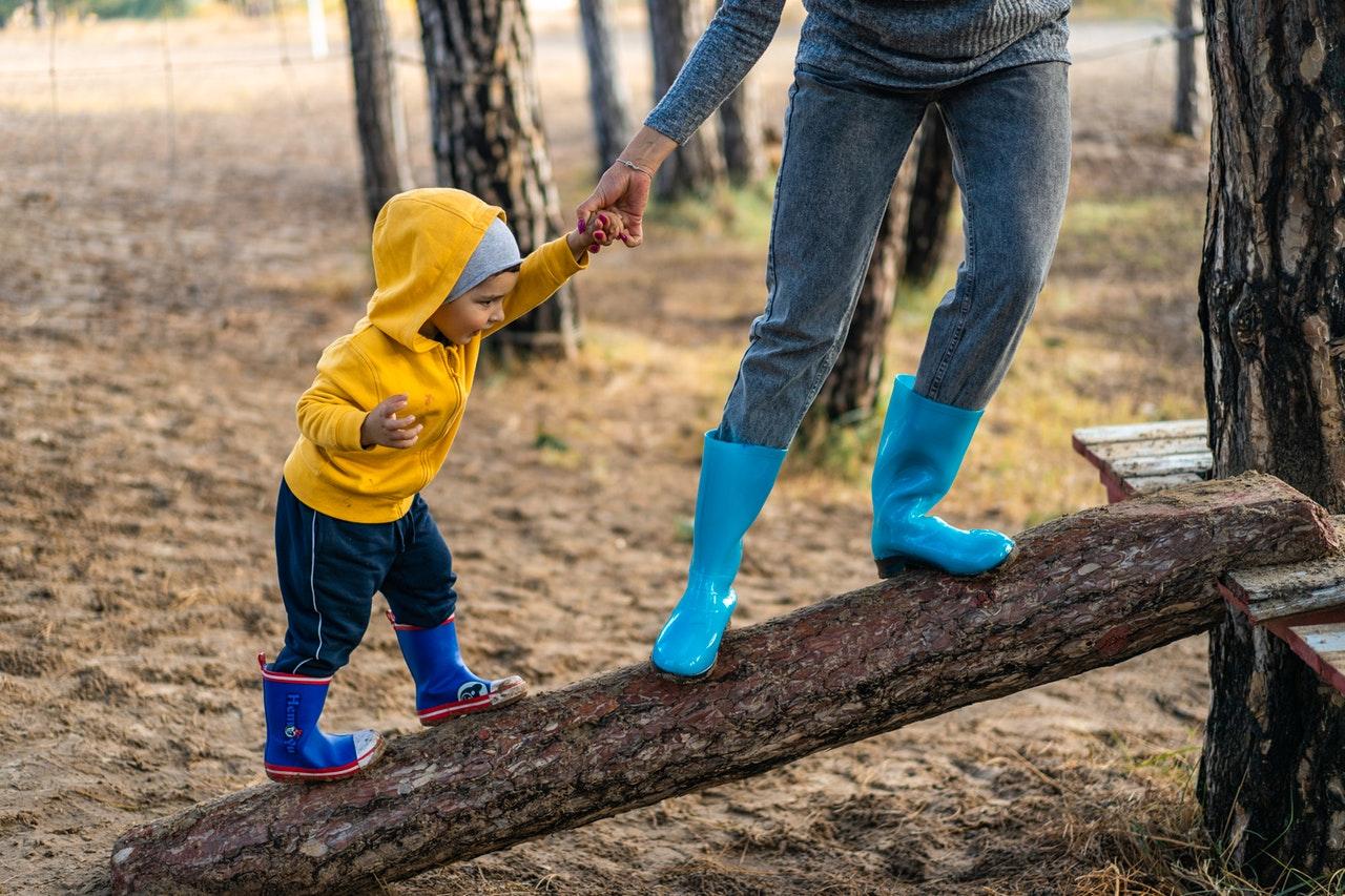 Välj rätt skor till ditt barn